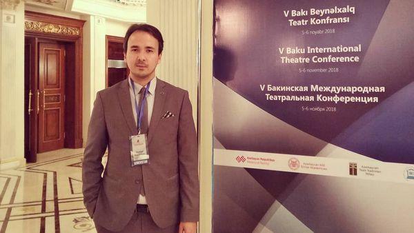 Международная театральная конференция в Баку