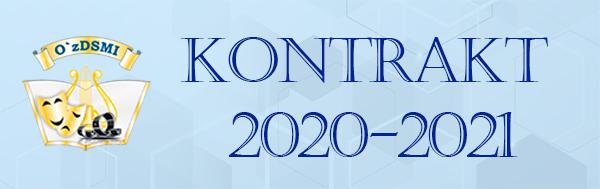2020-2021 Shartnoma (kontrakt) to'lovi miqdori