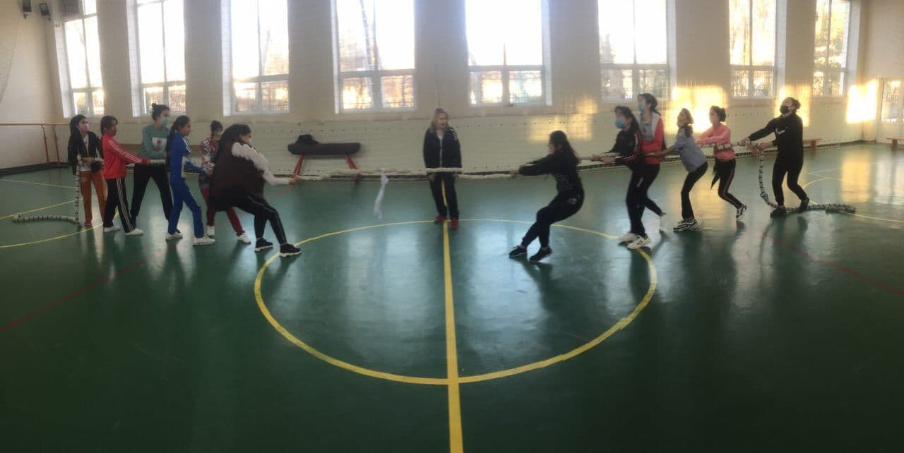 """Sport - sog'liq garovi"" shiori ostida sport musobaqasi"