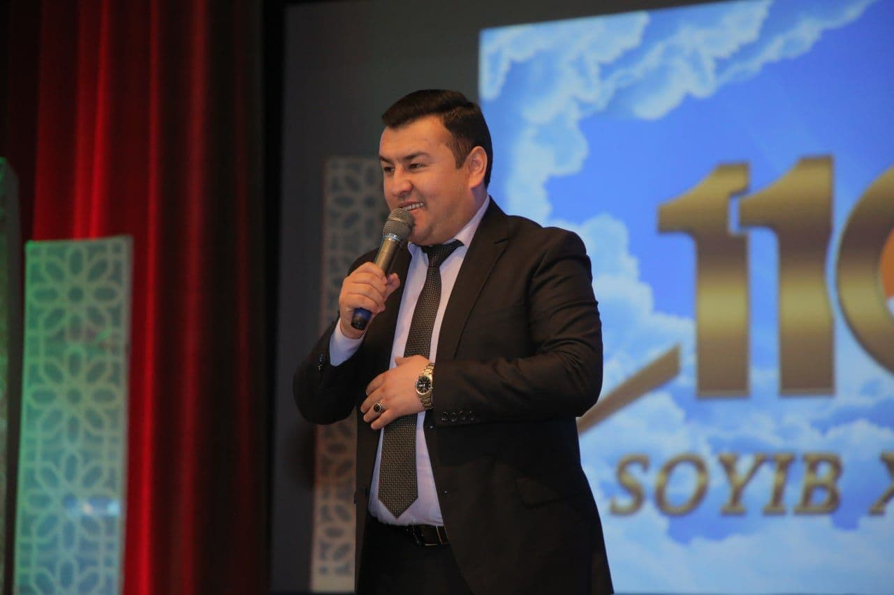 Сойиб Хўжаев таваллудининг 110 йиллиги