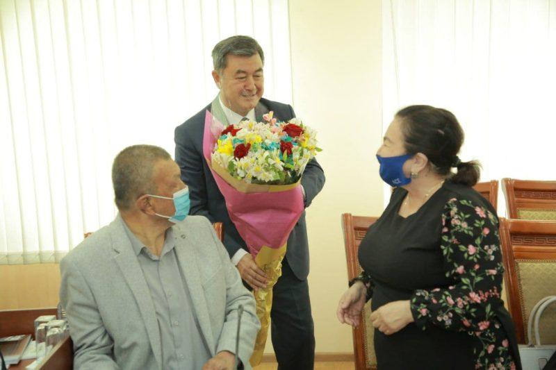 """""""Muhammad Yusuf –Vatan va muhabbat  kuychisi"""" mavzusidagi xalqaro ilmiy-amaliy konferensiya"""